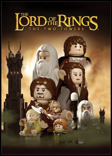 Lord of the Rings: Two Towers Theatrical /  Battle