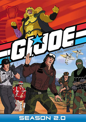 Gi Joe Real American Hero: Season 2