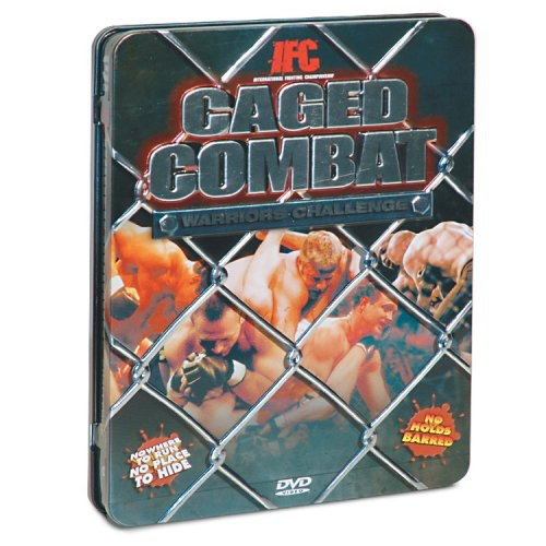 Caged Combat Warriors Challenege IFC World Tour [3 Discs] [Collector'sEdition] [Tin Can]