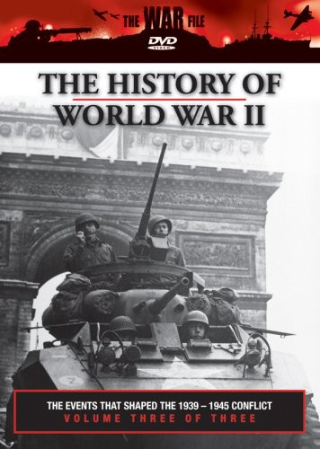 History Of World War II, Vol. 3 [Amaray] [Documentary]