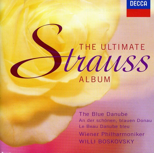 Ultimate Strauss Album