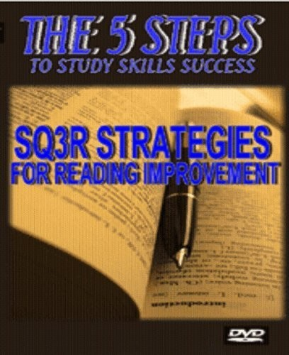5 Steps - SQ3R Strategies - for Reading Improvemen