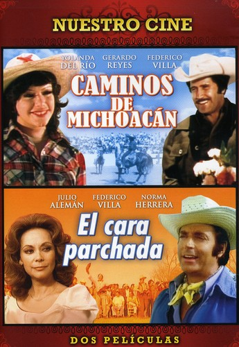 Caminos De Michoacan/ El Cara Parchada [Full Frame] [Double Feature]