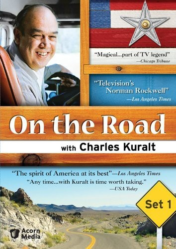 On The Road With Charles Kuralt Set 1 [3 Discs]