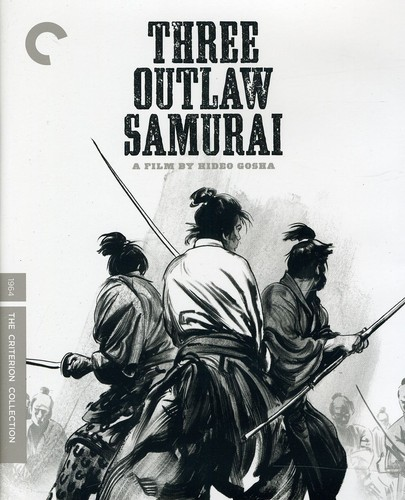 Criterion Collection: Three Outlaw Samurai [B&W] [WS]