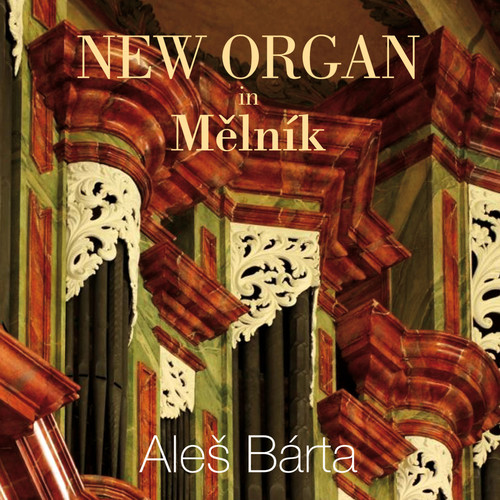 New Organ in Melnik