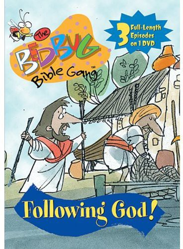 Bedbug Bible Gang-Following God