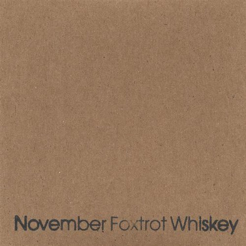 November Foxtrot Whiskey