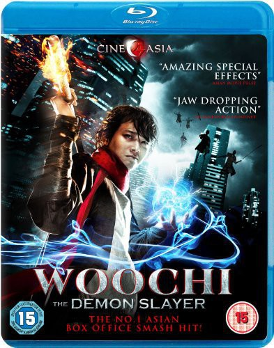 Woochi the Demon Slayer [Import]