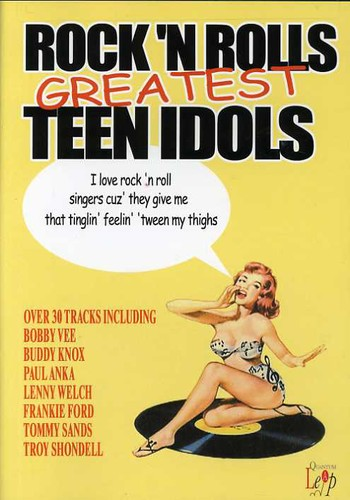 Rock N Roll's Greatest Teen Idols /  Various