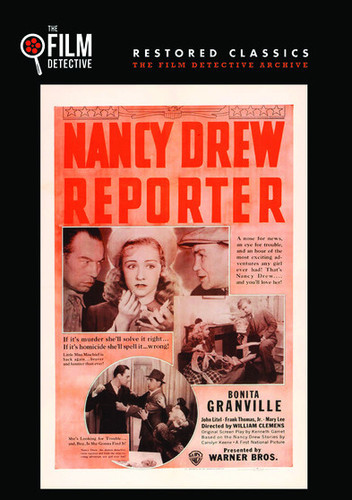 Nancy Drew Reporter (The Film Detective Restored Version)