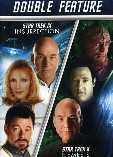Star Trek IX: Insurrection/ Star Trek X: Nemesis