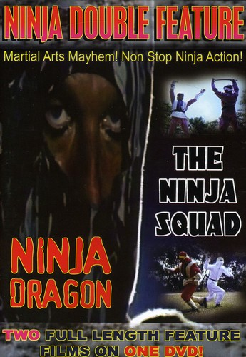 Ninja Dragon & Ninja Squad: Ninja Double Feature