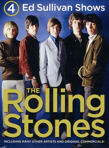 The Rolling Stones: 4 Ed Sullivan Shows