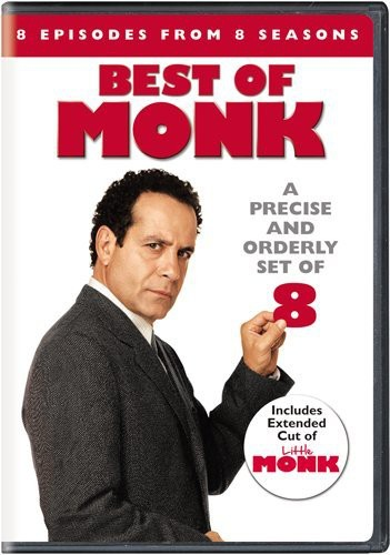 Monk: The Best Of Monk [Widescreen] [2 Discs]