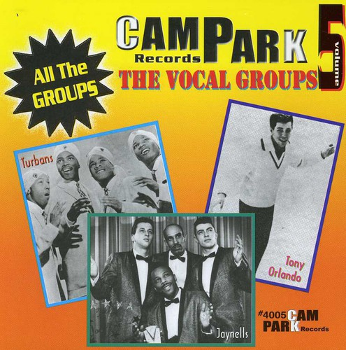 Cameo Parkway Vocal Groups, Vol. 5