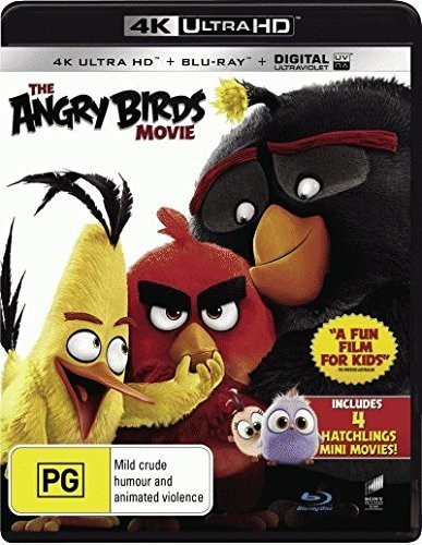 Angry Birds Movie [Import]