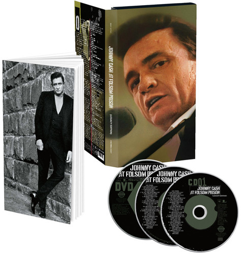 At Folsom Prison [2CD and 1DVD]