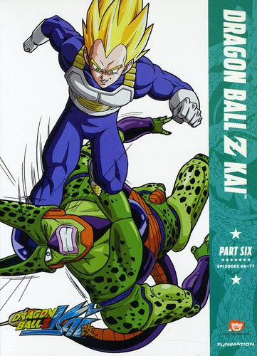 Dragon Ball Z Kai: Season One Part Six