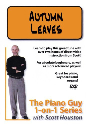 The Piano Guy 1-On--1 Series: Autumn Leaves