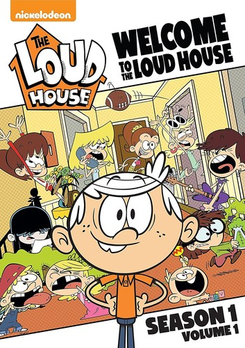 Welcome To The Loud House: Season 1, Vol. 1