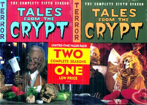 Tales from the Crypt: The Complete Seasons 5 & 6