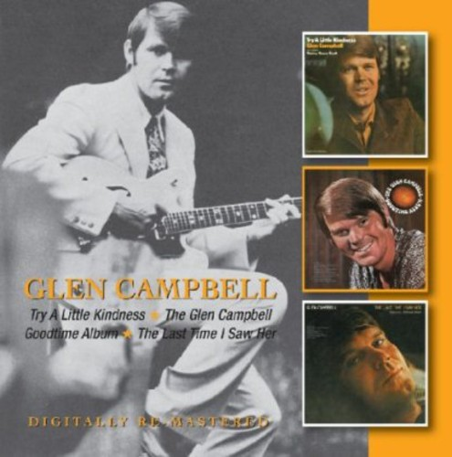 Try a Little Kindness /  Glen Campbell Goodtime [Import]