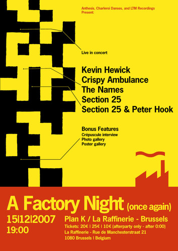 Factory Night: Once Again /  Various