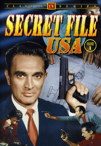 Secret File USA: TV Classics