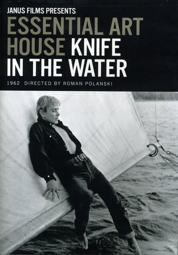 Essential Art: Knife In The Water [Subtitled] [Black and White]