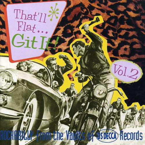 That'll Flat Get It! Vol. 2