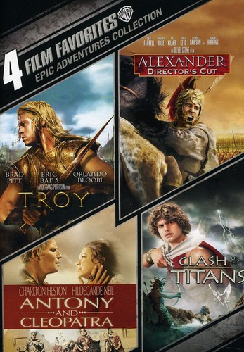 4 Film Favorites: Epic Adventures Collection