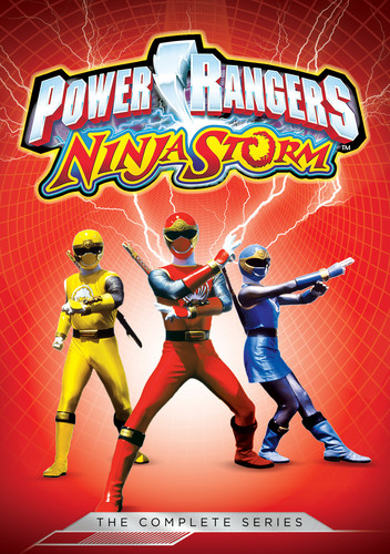 Power Rangers: Ninja Storm - The Complete Series