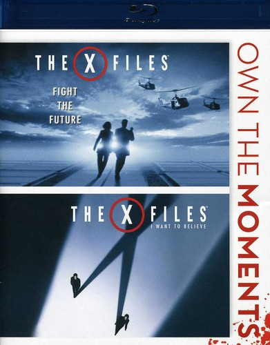 X-Files Fight The Future/ X-Files I Want To Believe