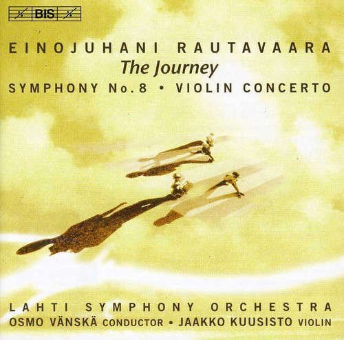 Violin Concerto /  Symphony 8: The Journey