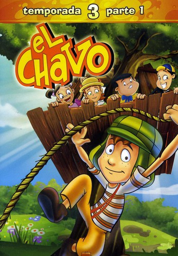 Chavo Animado: Season 3 Part 1