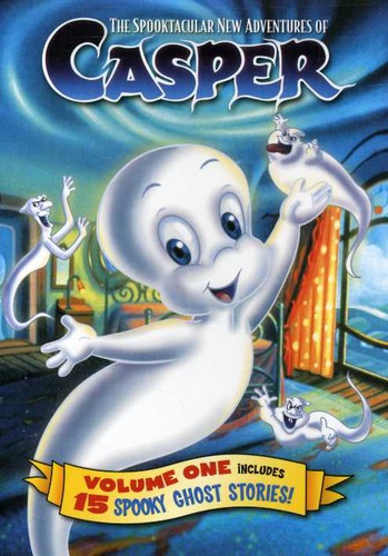 Spooktacular New Adventures of Casper 1