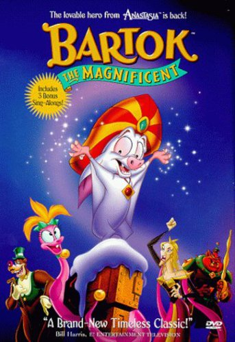 Bartok the Magnificent