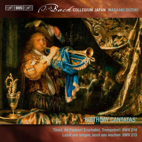 Bach: Secular Cantatas & Birthday Cantatas, Vol. 5