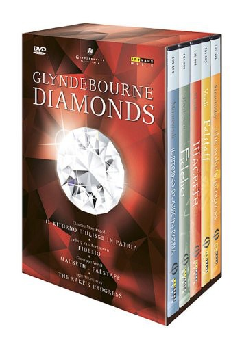 Glyndebourne Diamonds: Five Great Opera Production