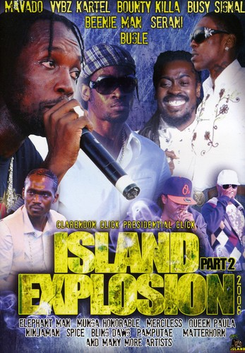 Island Explosion 2008: Part 2 /  Various