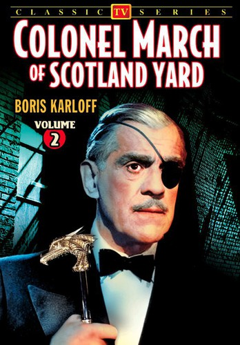 Colonel March of Scotland Yard: Volume 2
