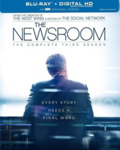 Newsroom: The Complete Third Season