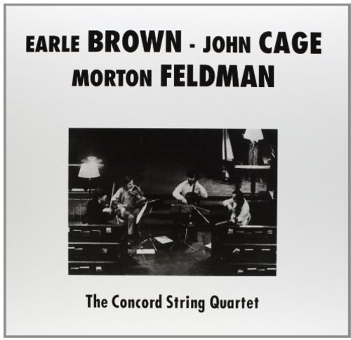 Plays Brown Cage & Feldman [Import]