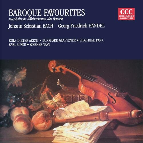 Baroque Favourites /  Various