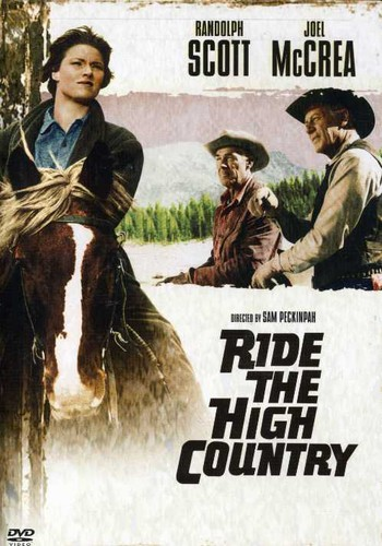 Ride The High Country [WS] [Amaray Case]