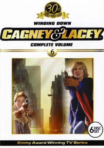 Cagney & Lacey: Complete Volume 6