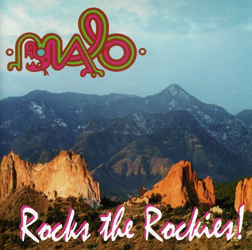 Malo Rocks the Rockies