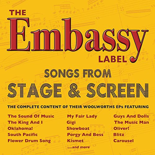 Songs from Stage & Screen