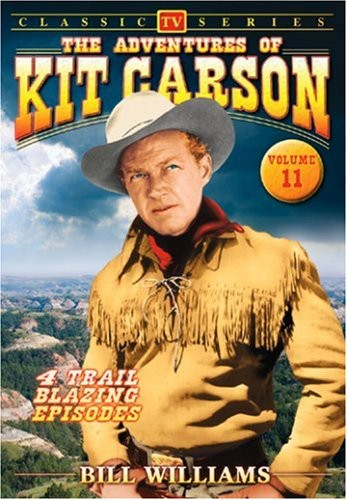 The Adventures of Kit Carson: Volume 11